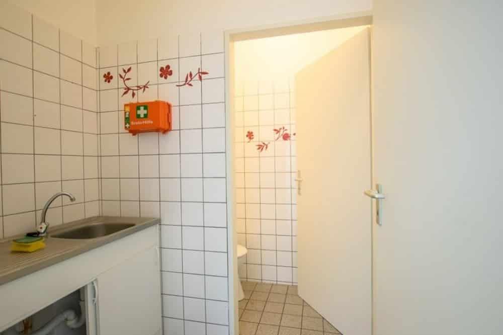 Teeküche / WC