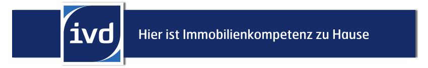 Immobilienmakler Düsseldorf - Mitglied im IVD